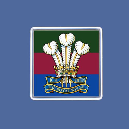Royal Welsh Magnet