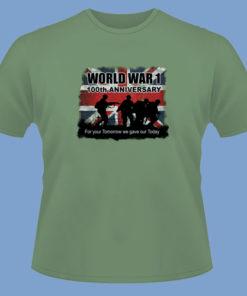 World War 1 T Shirt