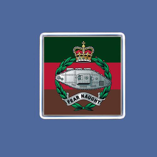 Royal Tank Regiment Magnet