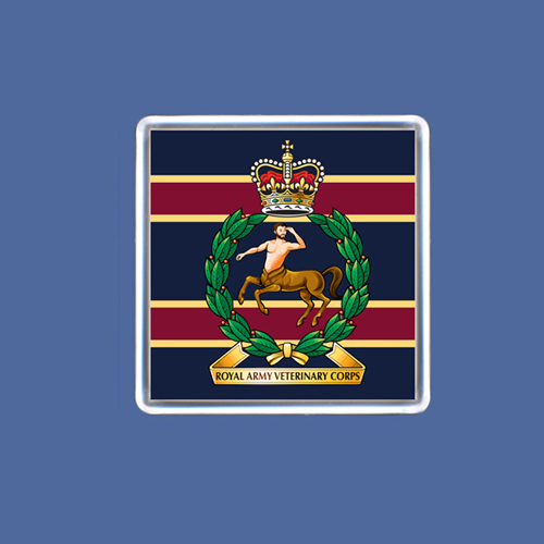 Royal Army Veterinary Corps Magnet