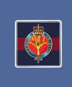 Welsh Guards Magnet