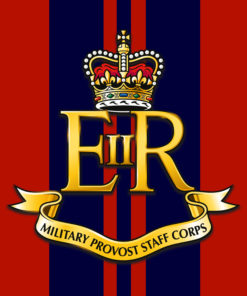 Military Provost Staff
