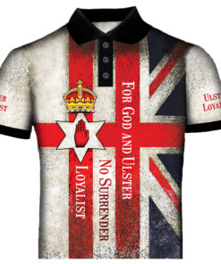 Ulster Loyalist Polo Shirt