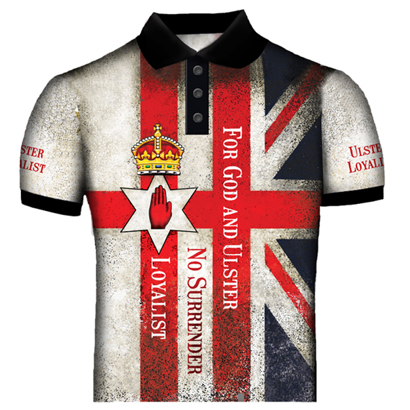 Ulster Loyalist Polo Shirt