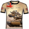 Challenger Main Battle Tank T Shirt