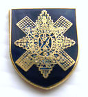 Black Watch Lapel Pin Badge