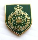 Royal Green Jackets Lapel Pin Badge