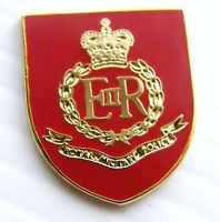 Royal Military Police Lapel Pin Badge