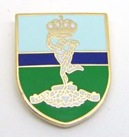 Royal Signals Lapel Pin Badge