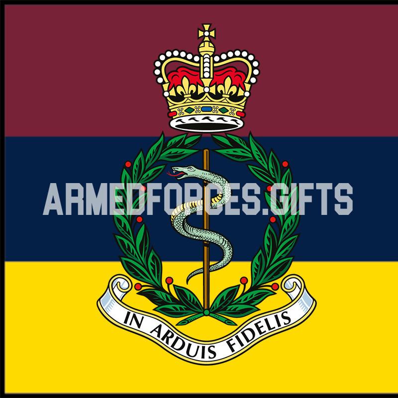 Royal Army Medical Corps Vinyl Sticker