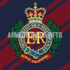 Royal Engineers Vinyl Sticker