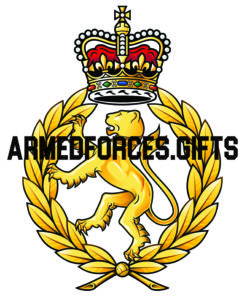 Womens Royal Army Corps Sticker