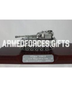 Royal Artillery 105mm Abbot SP Gun