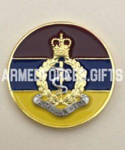 Royal Army Medical Corps Lapel Pin badge