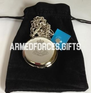 Royal Army Medical Corps Pocket Watch