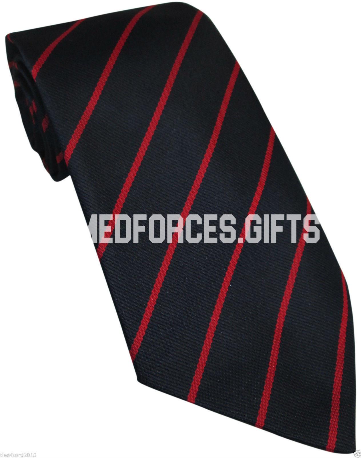Royal Army Ordnance Corps Regimental Tie