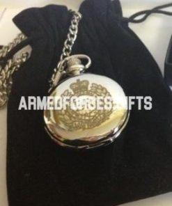 Royal Engineers Pocket Watch