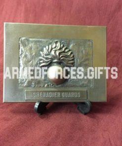 Grenadier Guards Cast Plaque