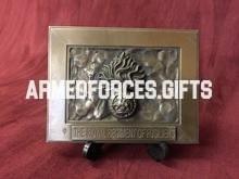 Royal Fusiliers Cast Regimental Plaques