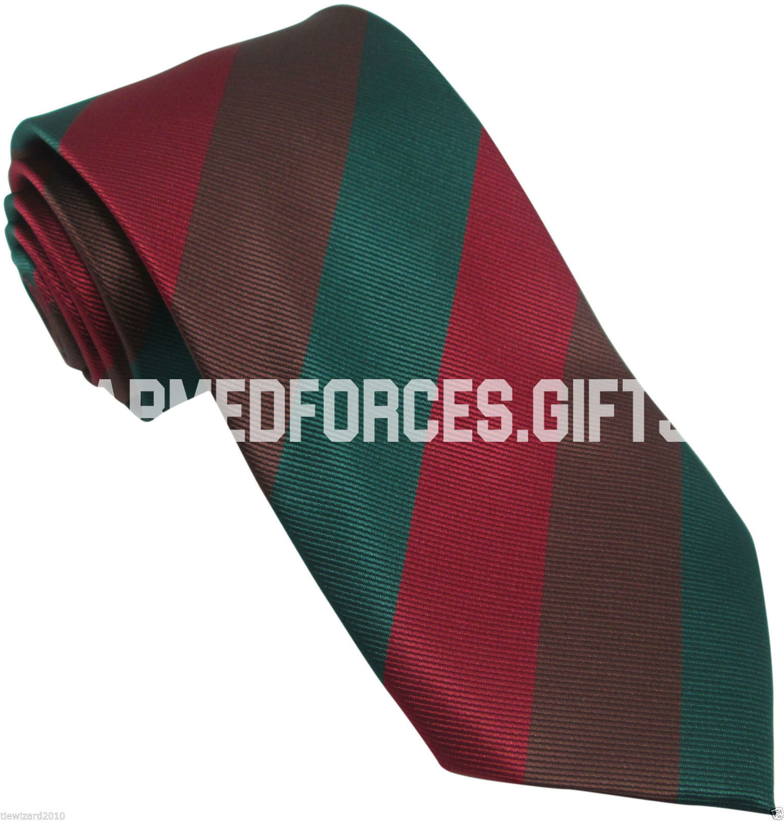 Royal Tank Regiment Tie