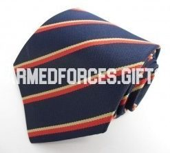 Royal Electrical and Mechanical Engineers Regimental Tie