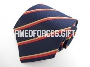 Royal Electrical and Mechanical Engineers Regimental Tie