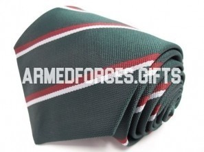 Staffordshire Regiment Tie