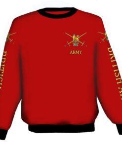 Full Colour Regimental Sweat Shirts