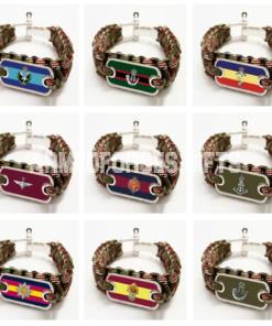 Para Cord Bracelets