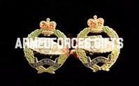 Royal Tank Regiment Cuff Links
