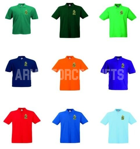 Regimental Polo Shirts