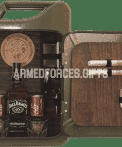 Jerry Can Mini-Bar