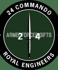 24 Commando Engineer Regiment