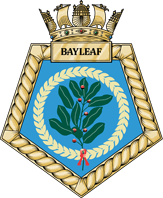 HMS Bayleaf