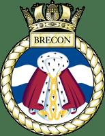 HMS Brecon