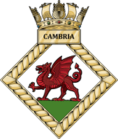 HMS Cambria