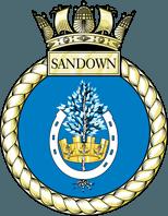 HMS Sandown