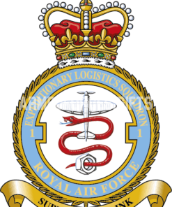 RAF 1 Exped Log Squadron