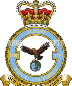 RAF 1310 Flight