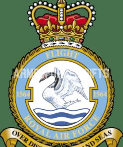 RAF 1564 Flight