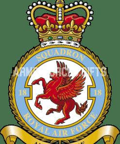 RAF 18 Squadron