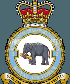 RAF 2 Mechanical Transport Squadron