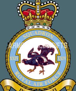 RAF 24 Squadron