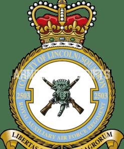 RAF 2503 Lincoln Regiment Squadron