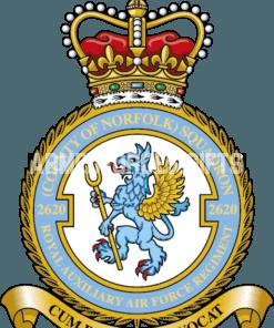 RAF 2620 Norfolk Regiment Squadron