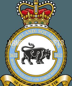 RAF 2622 Highland Regiment Squadron