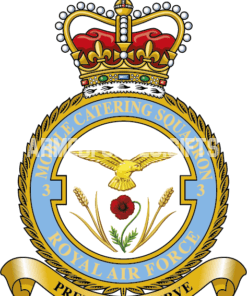 RAF 3 Mobile Catering Squadron