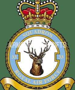 RAF 33 Squadron