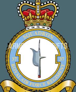 RAF 37 Regiment Squadron