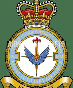 RAF 4624 Aux Squadron